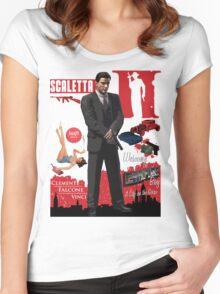 Mafia II Women's Fitted Scoop T-Shirt