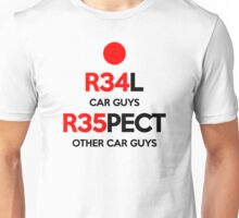 Real Respect (1) Unisex T-Shirt