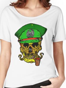 on the Battlefield  Women's Relaxed Fit T-Shirt