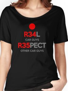 Real Respect (2) Women's Relaxed Fit T-Shirt