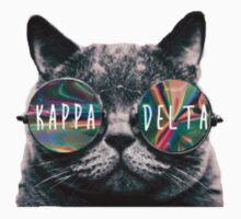 Kappa Delta Cat  by natatat