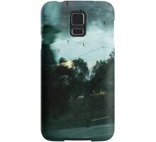 The monoped and his unicycle Samsung Galaxy Case/Skin