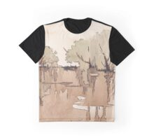 The Lake of the Dismal Swamp Graphic T-Shirt