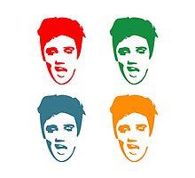 Elvis is Alive  by janeemanoo