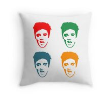 Elvis is Alive  Throw Pillow
