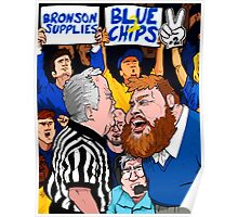 Blue Chips 2 Poster