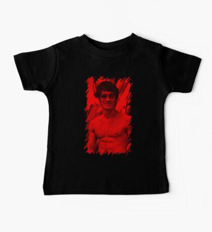 Bruce Lee - Celebrity Baby Tee