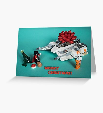 Every Good Rebel Pilot Deserves Favour Greeting Card