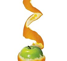 Apple or Orange? by offbeatboutique