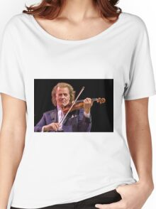 Andre Rieu - Music Maestro Women's Relaxed Fit T-Shirt