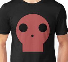 cartoonic skull Unisex T-Shirt