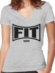 Fit Women's Fitted V-Neck T-Shirt