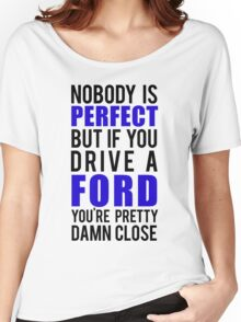 Ford Owners  Women's Relaxed Fit T-Shirt