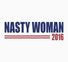 nasty woman tshirt One Piece - Short Sleeve