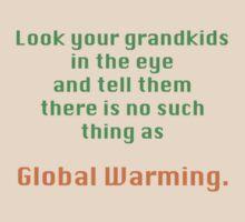 Global Warming by George Robinson