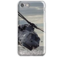 Merlin Helicopter iPhone Case/Skin