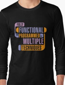 Fully Functional Long Sleeve T-Shirt