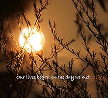 Our Lives Began... by Heartland