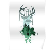 Enjoy the wildness Poster