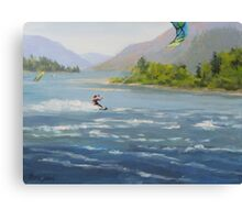 Wind and Water Canvas Print