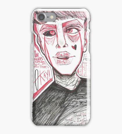 Cancer. iPhone Case/Skin