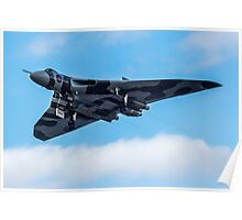Avro Vulcan Poster