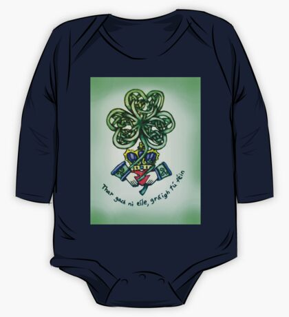 Celtic Tattoo Design One Piece - Long Sleeve