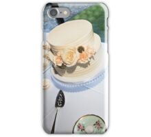 Cakes cakes cakes iPhone Case/Skin