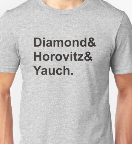 diamond horovitz yauch Unisex T-Shirt