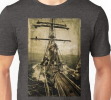 Sail the South Pacific Unisex T-Shirt