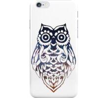 Tribal Owl Starry Sky iPhone Case/Skin