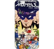 Pax Game Industry Rumble iPhone Case/Skin