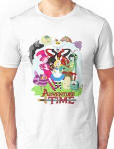 Fionna and Cake - Alice in wonderland Unisex T-Shirt