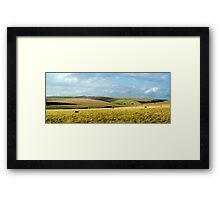 Homeland View Framed Print