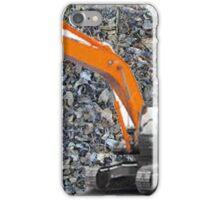 equipo pesado iPhone Case/Skin