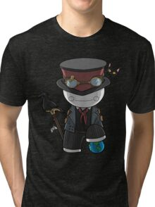 Cry Plays The World Tri-blend T-Shirt