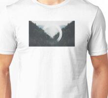 Trees n Fog Unisex T-Shirt