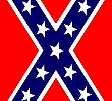 Rebel Flag by Mikeb10462