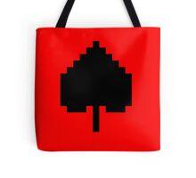 Black Spade 2 Tote Bag