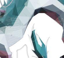 Haku (Dragon) - Spirited Away Sticker