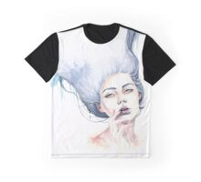"""Watercolour painting """"Rana"""" water element Graphic T-Shirt"""
