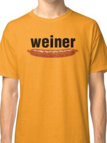 weiner (w. sausage) Classic T-Shirt