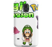Luigi's Pokemon Mansion Samsung Galaxy Case/Skin