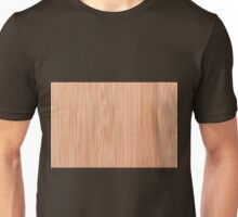 Scratched bamboo chopping board Unisex T-Shirt