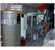 Old Arcade Photographic Print