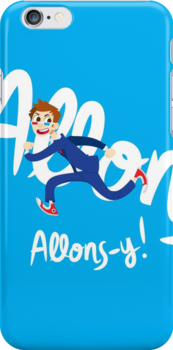 Allons-y! (full colour) by nowaitwhat