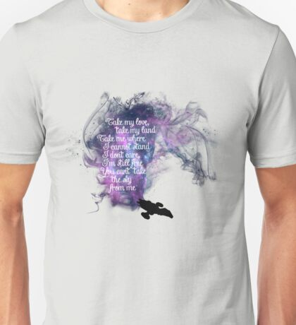 Firefly theme (The Ballad of Serenity) Unisex T-Shirt