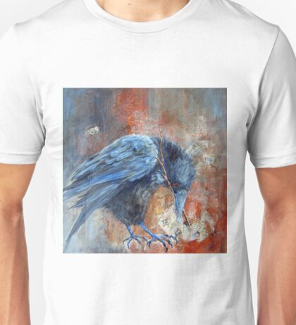The Court Reporter (from A Murder of Crows Series) Unisex T-Shirt