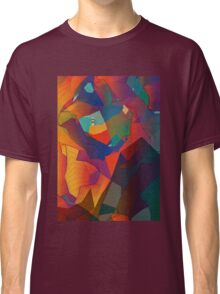 The Rocks by the Lighthouse Classic T-Shirt