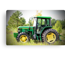 Deere Sighting Canvas Print